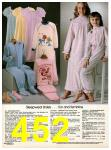 1982 Sears Fall Winter Catalog, Page 452