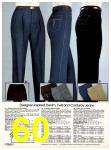 1982 Sears Fall Winter Catalog, Page 60