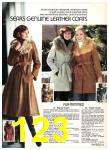 1976 Sears Fall Winter Catalog, Page 123