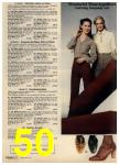 1979 Sears Fall Winter Catalog, Page 50