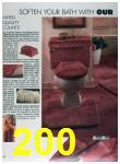 1989 Sears Home Annual Catalog, Page 200