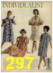 1962 Sears Spring Summer Catalog, Page 297