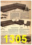 1962 Sears Fall Winter Catalog, Page 1305