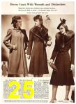 1940 Sears Fall Winter Catalog, Page 25