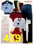 1983 Sears Fall Winter Catalog, Page 439