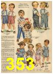 1961 Sears Spring Summer Catalog, Page 353