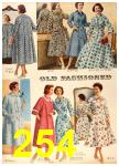 1958 Sears Fall Winter Catalog, Page 254
