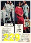 1976 Sears Fall Winter Catalog, Page 229