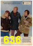 1972 Sears Fall Winter Catalog, Page 636