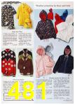 1967 Sears Spring Summer Catalog, Page 481