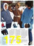 1971 Sears Fall Winter Catalog, Page 175