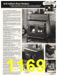 1982 Sears Fall Winter Catalog, Page 1169