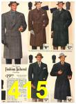 1940 Sears Fall Winter Catalog, Page 415
