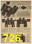 1962 Sears Spring Summer Catalog, Page 726