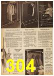 1962 Sears Fall Winter Catalog, Page 304