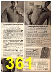 1972 Montgomery Ward Spring Summer Catalog, Page 361