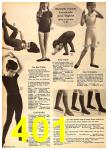 1962 Sears Fall Winter Catalog, Page 401