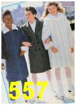 1988 Sears Fall Winter Catalog, Page 557