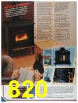 1986 Sears Fall Winter Catalog, Page 820