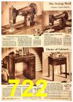 1940 Sears Fall Winter Catalog, Page 722