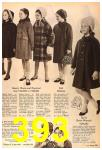 1963 Sears Fall Winter Catalog, Page 393