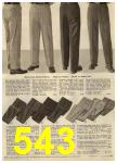 1960 Sears Spring Summer Catalog, Page 543