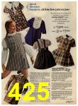 1972 Sears Fall Winter Catalog, Page 425