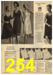 1961 Sears Spring Summer Catalog, Page 254