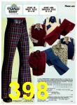 1974 Sears Fall Winter Catalog, Page 398