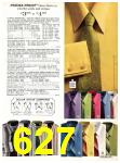 1971 Sears Fall Winter Catalog, Page 627