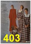 1980 Sears Fall Winter Catalog, Page 403