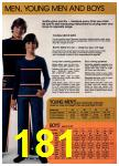 1981 Montgomery Ward Spring Summer Catalog, Page 181