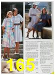 1985 Sears Spring Summer Catalog, Page 165