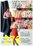 1974 Sears Spring Summer Catalog, Page 273