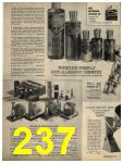 1972 Sears Fall Winter Catalog, Page 237