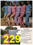 1983 Sears Spring Summer Catalog, Page 229