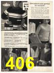 1969 Sears Fall Winter Catalog, Page 406