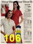 1981 Sears Spring Summer Catalog, Page 106