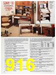1988 Sears Fall Winter Catalog, Page 916