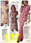 1975 Sears Fall Winter Catalog, Page 137