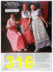 1973 Sears Spring Summer Catalog, Page 316