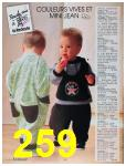 1991 Sears Fall Winter Catalog, Page 259