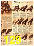 1940 Sears Fall Winter Catalog, Page 129
