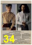 1979 Sears Fall Winter Catalog, Page 34