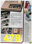 1986 Sears Spring Summer Catalog, Page 478