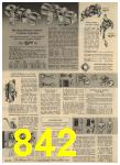 1965 Sears Spring Summer Catalog, Page 842