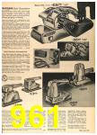 1964 Sears Spring Summer Catalog, Page 961