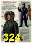 1972 Sears Fall Winter Catalog, Page 324