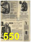 1965 Sears Fall Winter Catalog, Page 550