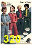 1976 Sears Fall Winter Catalog, Page 320